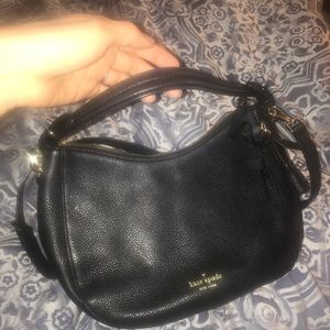 Kate spade with bow on side bag